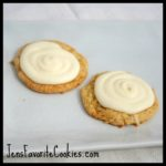 Coconut cream cookie recipe