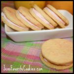 grapefruit sandwich cookie recipe