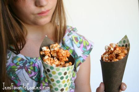 Butterscotch Popcorn from JensFavoriteCookies.com