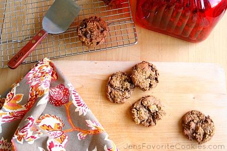 homemade chocolate gingersnap recipe