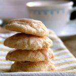 Nutmeg Cookie recipe